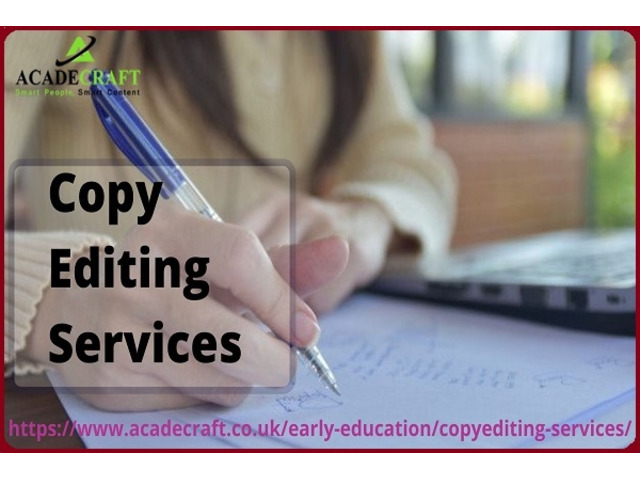 Master Your Content with Genuine Copy Editing Services - 1