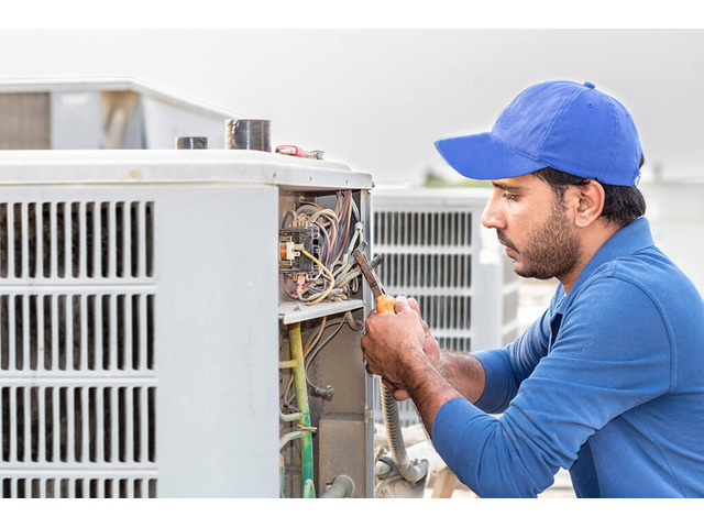 Air conditioning and duct cleaning - 1