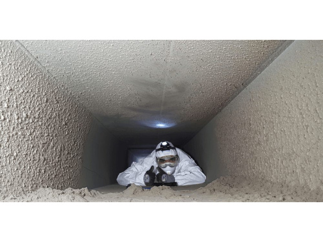 Commercial duct cleaning - 1