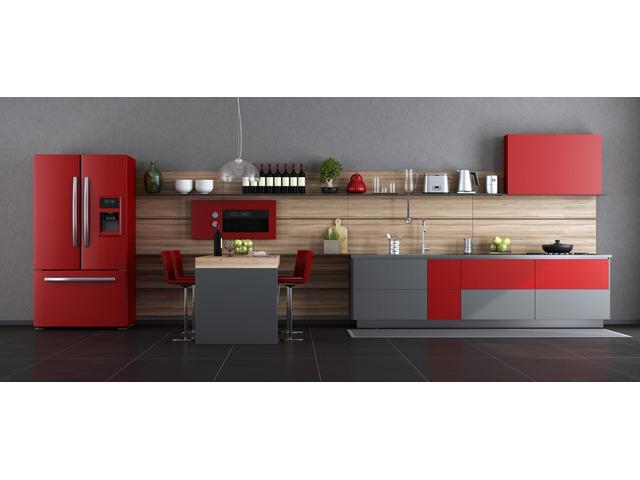 Top Trending color schemes for kitchens - Decor La Rouge - Interior Design Angency - 1