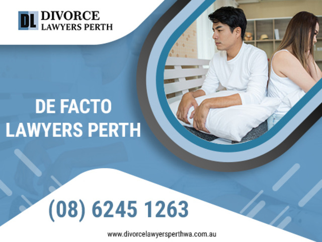 Are You Looking For DE Facto Lawyer In Perth? - 1