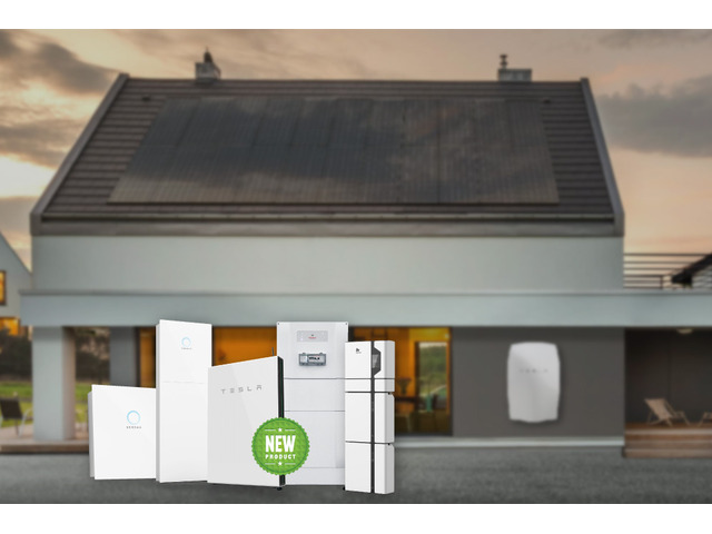 Should You Invest In A Solar Battery? - Solar Secure® - 1