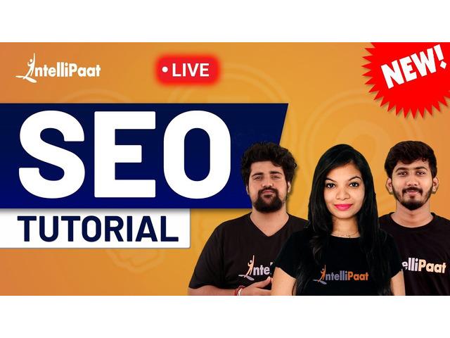 Learn SEO Fast | SEO for Beginners | SEO Course | Intellipaat - 1