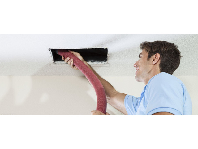 Resedential Duct Cleaning - 1