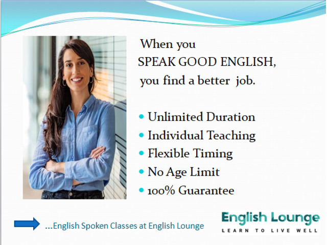 English Speaking Course in Welcome - 1