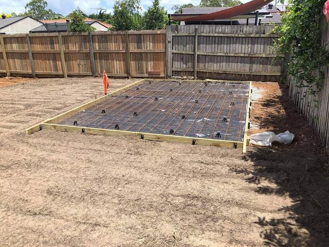 Concrete, paving and turf renovation. - 6