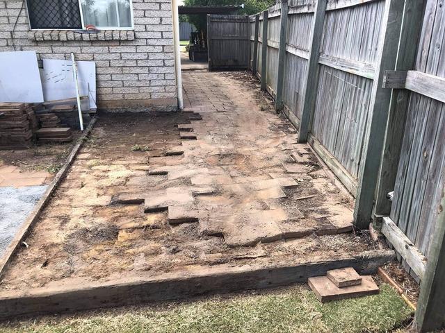 Concrete, paving and turf renovation. - 7