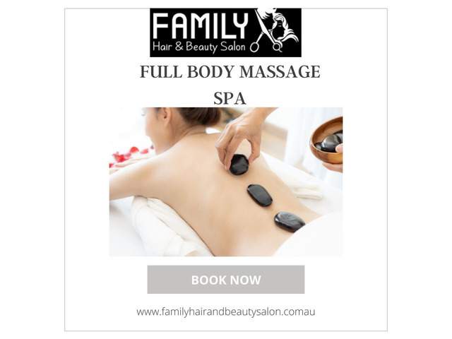 Massage and Spa Granville   Family Hair and Beauty Salon - 2