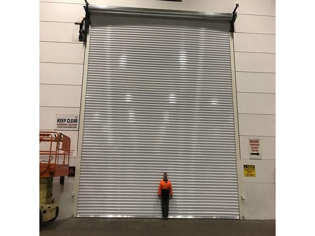 Roller Door Suppliers Melbourne - IDS Doors - 2