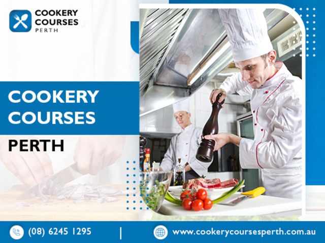 Get the right guidance for becoming professional chef with cookery courses Perth. - 1