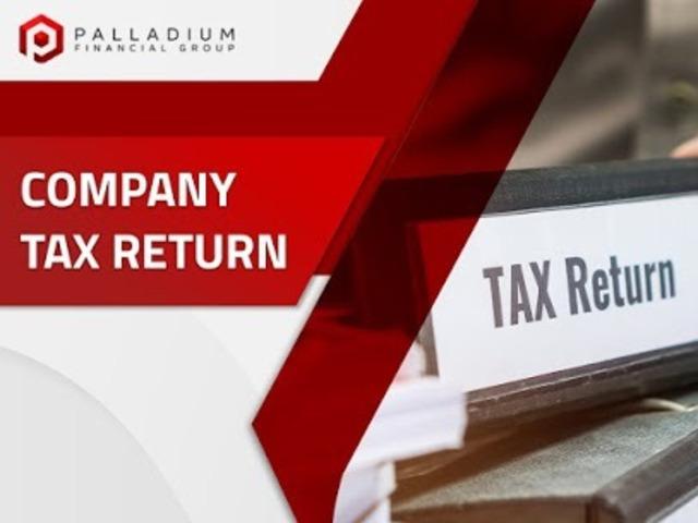 Company Tax Return Services. - 1