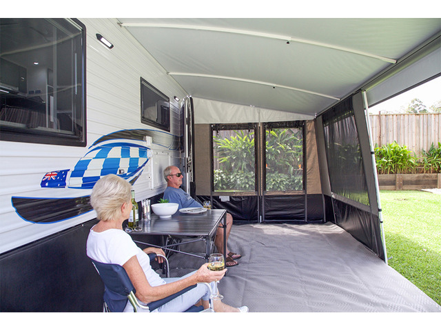 Australia Wide Rollout Awning Walls - Xtend Outdoors - 1