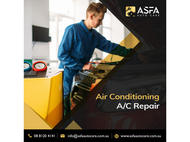 Get the best car air conditioning service in Adelaide at affordable prices - 1