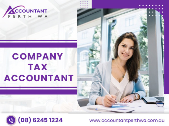 Get A Professional Tax Return Accountant For Company Tax Lodgement - 1