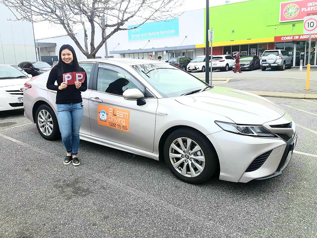 Driving Lessons Perth - 1