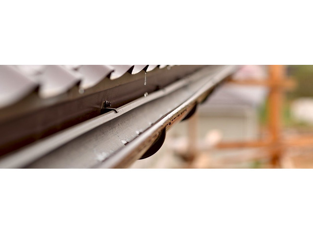 Various Types Of Gutters & Areas We Serve - 1