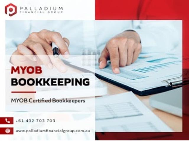 Get A Certified MYOB bookkeepers - 1