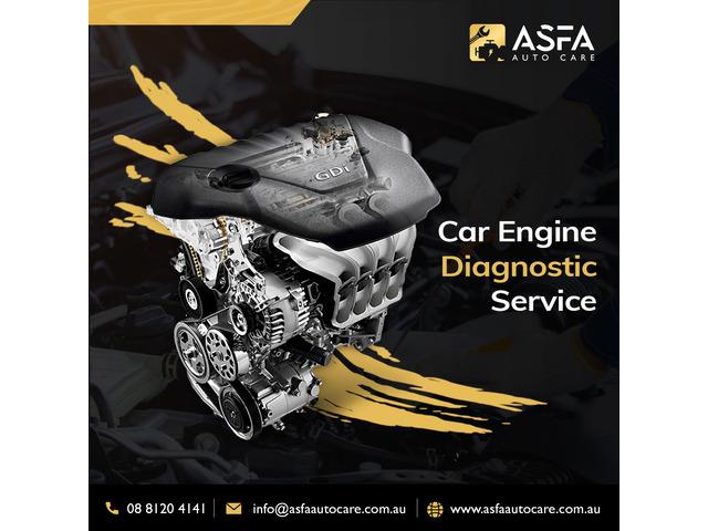 Best auto engine repair services in Adelaide - 1