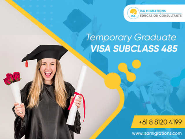 Apply For Temporary Graduate Visa 485 With Migration Agent Adelaide - 1