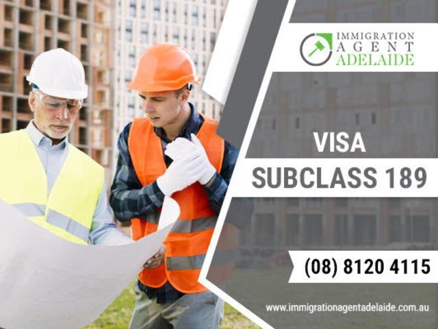 Get Your Skilled Independent Visa 189 - 1