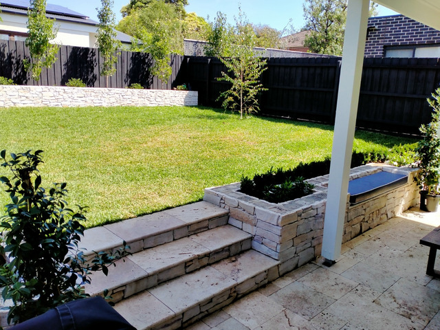 A Milne Building & Construction - Bricklaying, Landscaping & Stonemasonry Service - 6