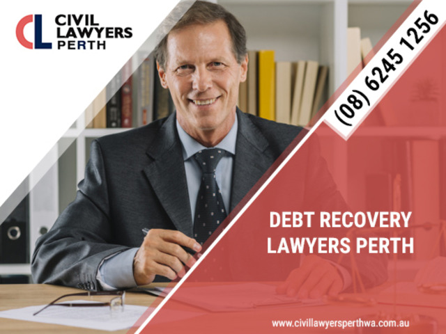 Are you looking for a professional debt recovery lawyer in Perth? - 1