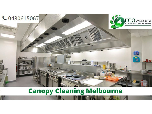 Eco Commercial Cleaning Melbourne - 2