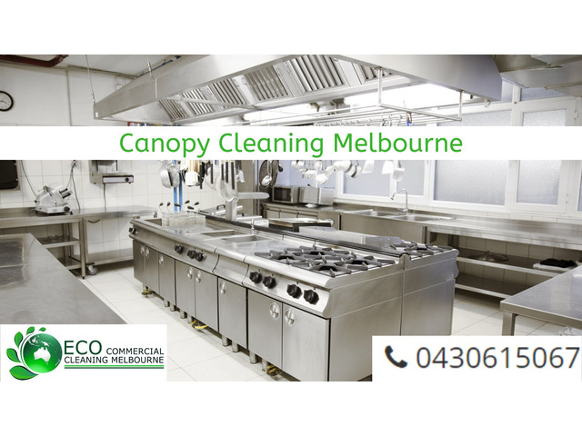 Eco Commercial Cleaning Melbourne - 4