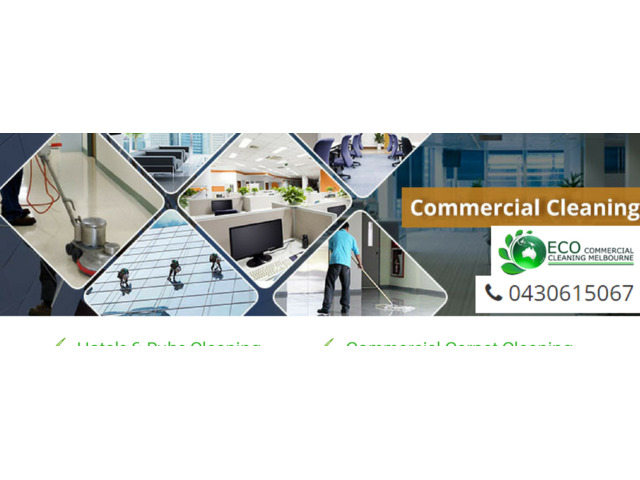 Eco Commercial Cleaning Melbourne - 5