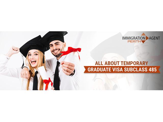 Temporary Graduate Visa 485  Visa Subclass 485 - 1