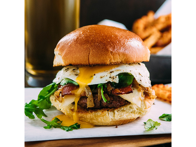 Delicious Burger !! Get 5% off @American Wings & Burgers Waterford West, QLD - 1