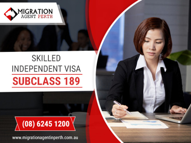 Skilled independent Visa 189 | 189 Visa Australia - 1