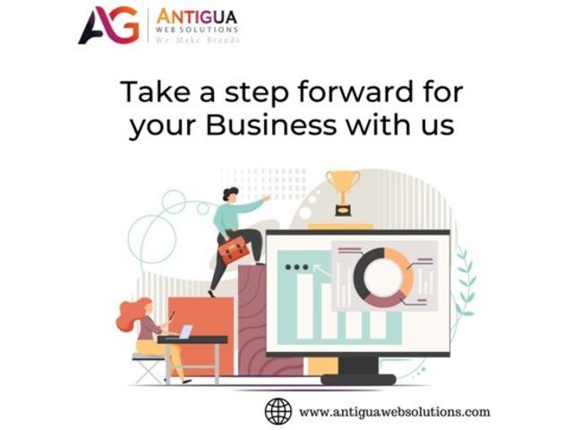 Antigua Web solutions - 1