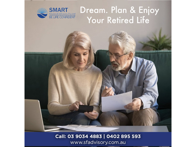 Plan your retirement funds with our retirement planning advisor in Melbourne - 1