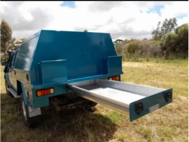Proudly 100% Australian made ute canopies, Adelaide - 1