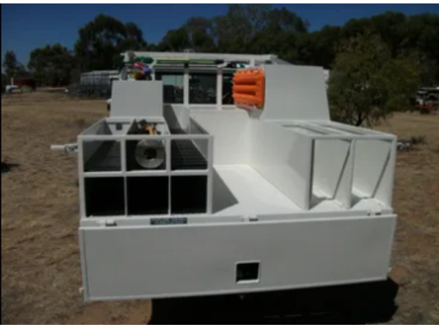Proudly 100% Australian made ute canopies, Adelaide - 2