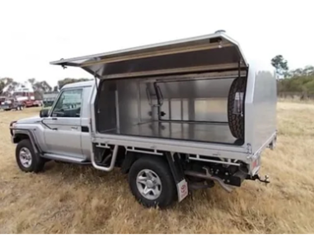 Proudly 100% Australian made ute canopies, Adelaide - 3