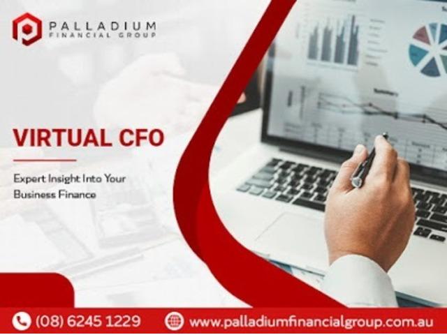 Hire A Virtual CFO For Financial Management - 1