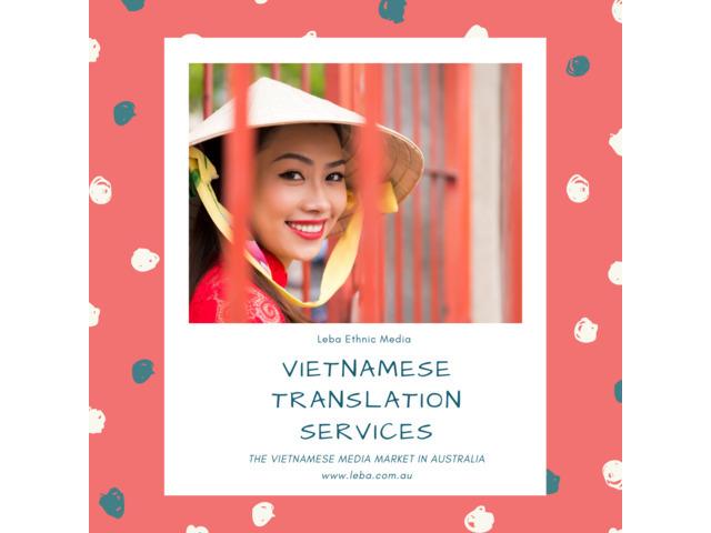 Get the Best Vietnamese Translation Services - 1