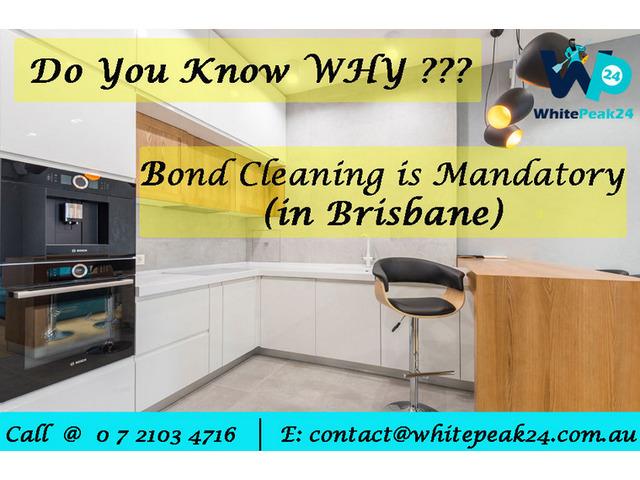 Bond Cleaning Services in Brisbane | 100% Bond Back Assurance | Bond Back Cleaning in Brisbane - 1