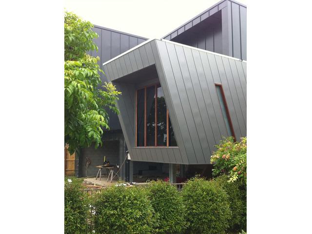 Euroclad - Zinc Roofing - 1