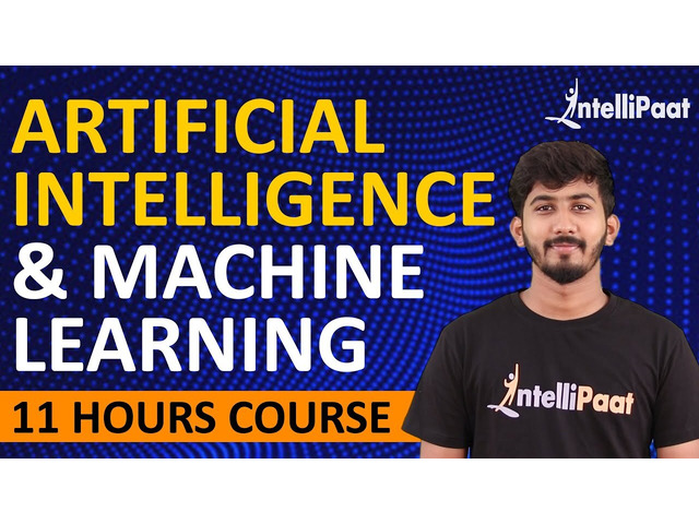 Learn Machine Learning and Artificial Intelligence Course Full Online | ML and AI Course - 1