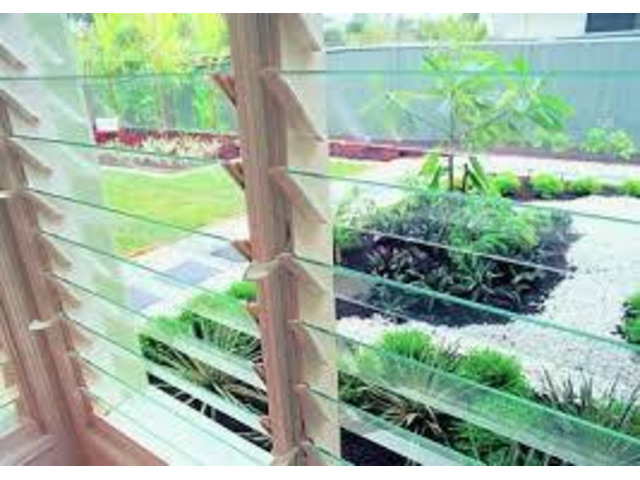 Make Your Home's Interior More Ventilated with Louvered Windows - 1