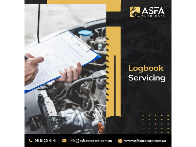 Best service logbook for cars of every make and model - 1