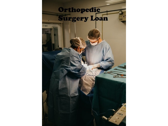 Orthopedic Surgery Loan   A Financial Aid To Secure Your Bones - 1