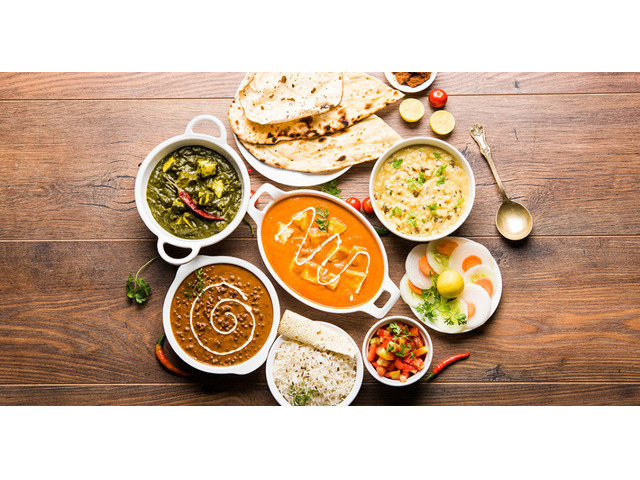 5% off @ Pumpkin authentic Indian - Southport, QLD - 1