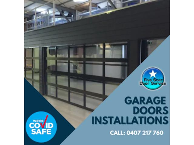 All Types of Garage doors repairs | Installation in Camden Area - 1