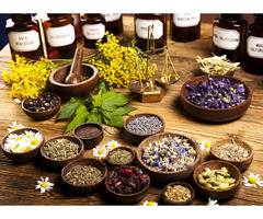 Time to Restore Your Health and Vitality with Herbalist