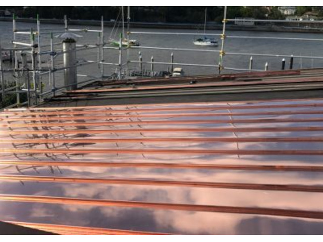Euroclad - Nail Strip Roofing - 1
