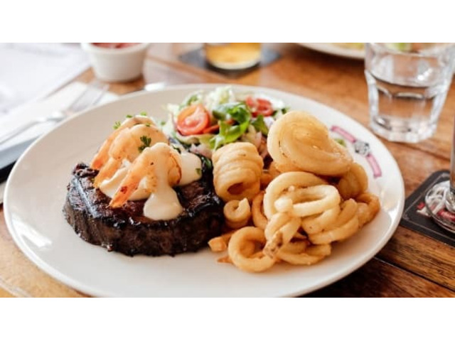 5% off - Hog's Breath Cafe Restaurant Menu Kelmscott, WA - 1